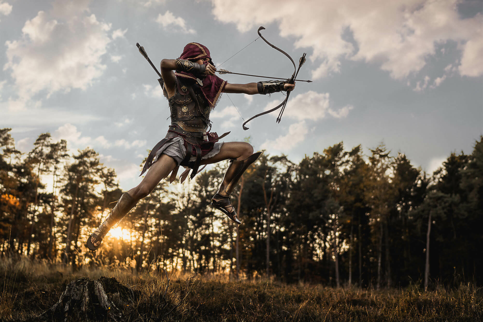 Assassins Creed Odyssey Alexios Cosplay