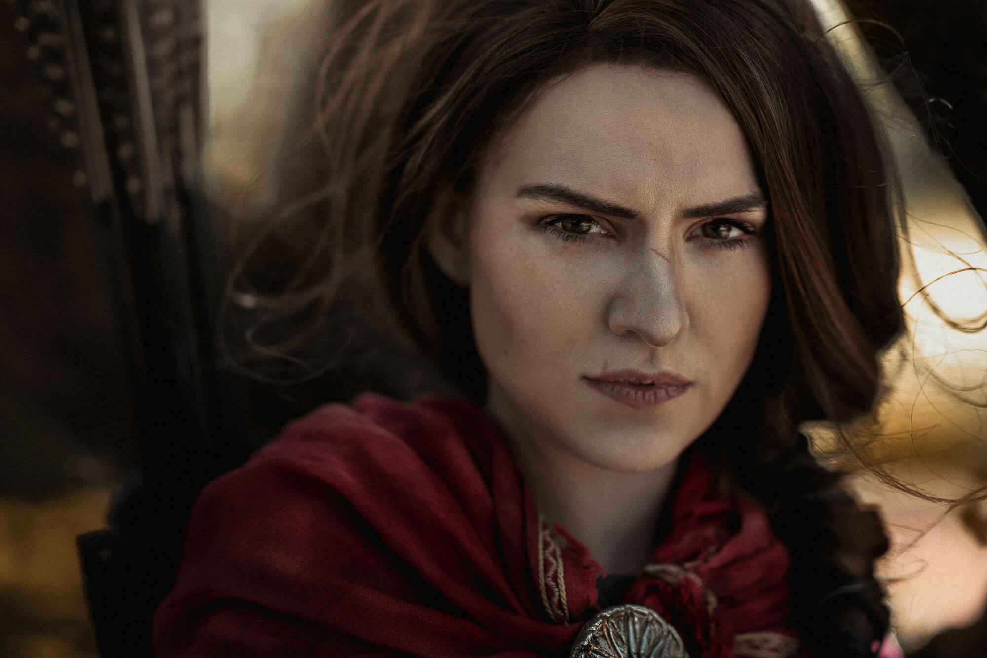 Assassins Creed Odyssey Kassandra Cosplay