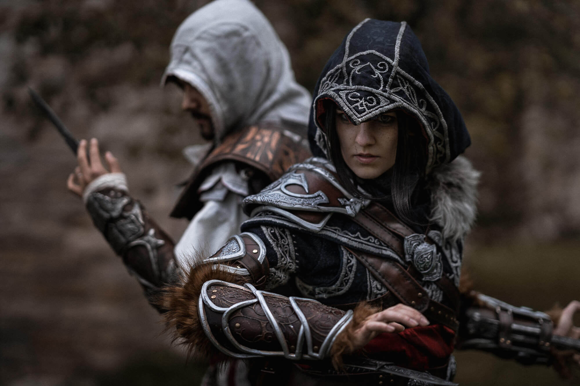Assassins Creed Revelations Ezio Cosplay
