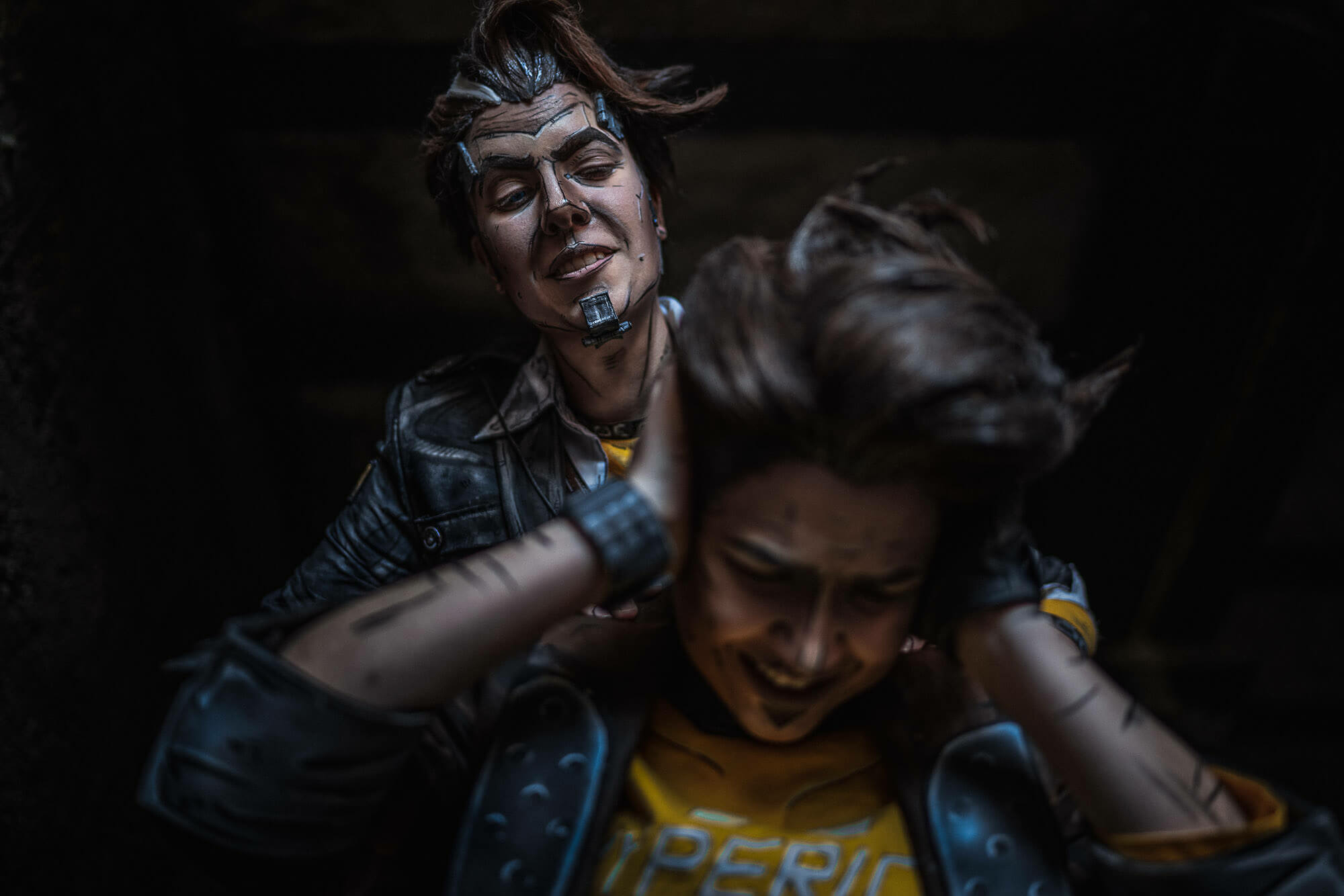 Borderlands Handsome Jack Cosplay