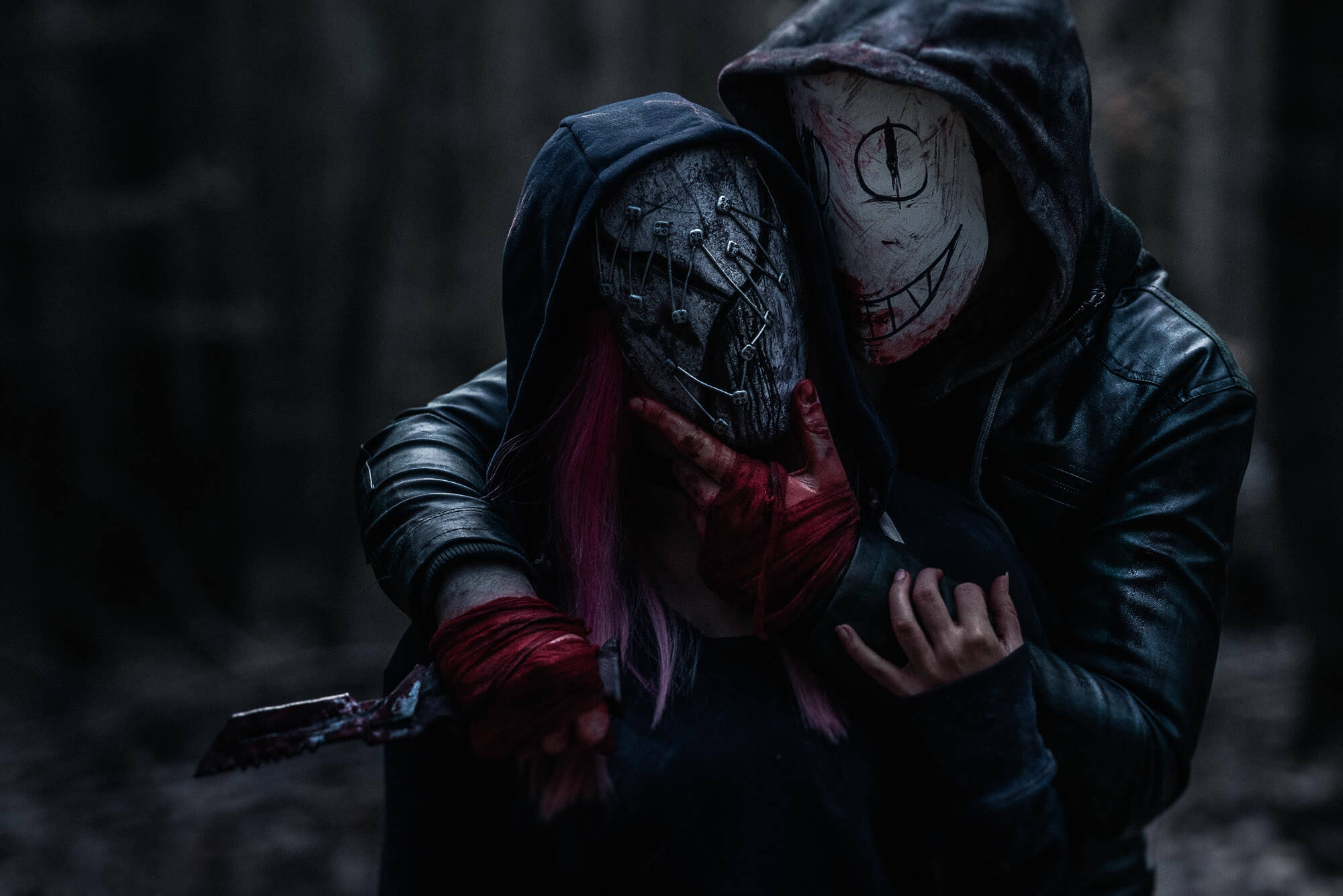 Dead by Daylight The Legion Cosplay