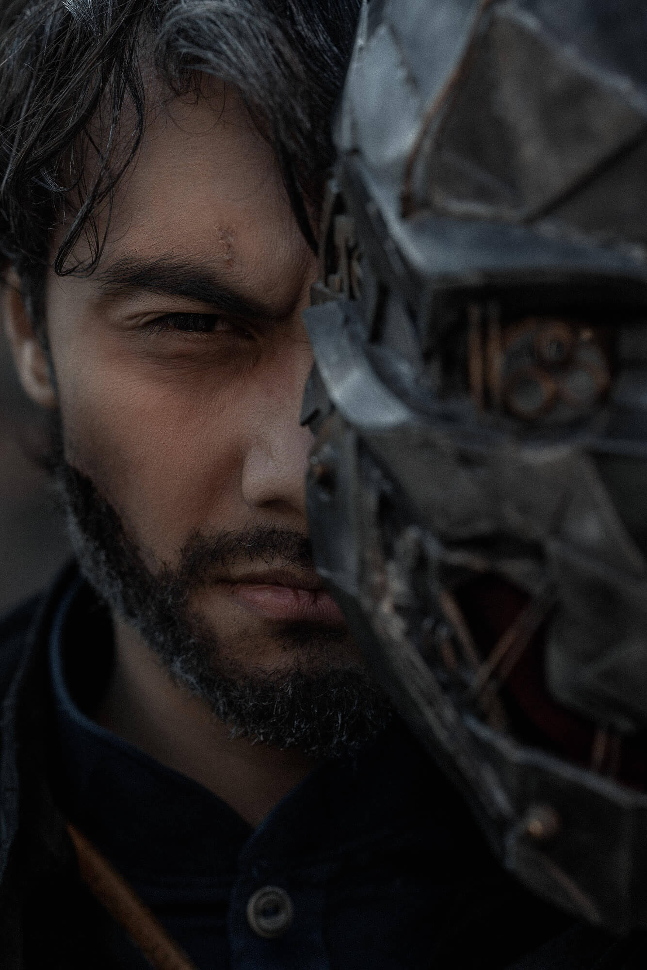 Dishonored Corvo Attano Cosplay