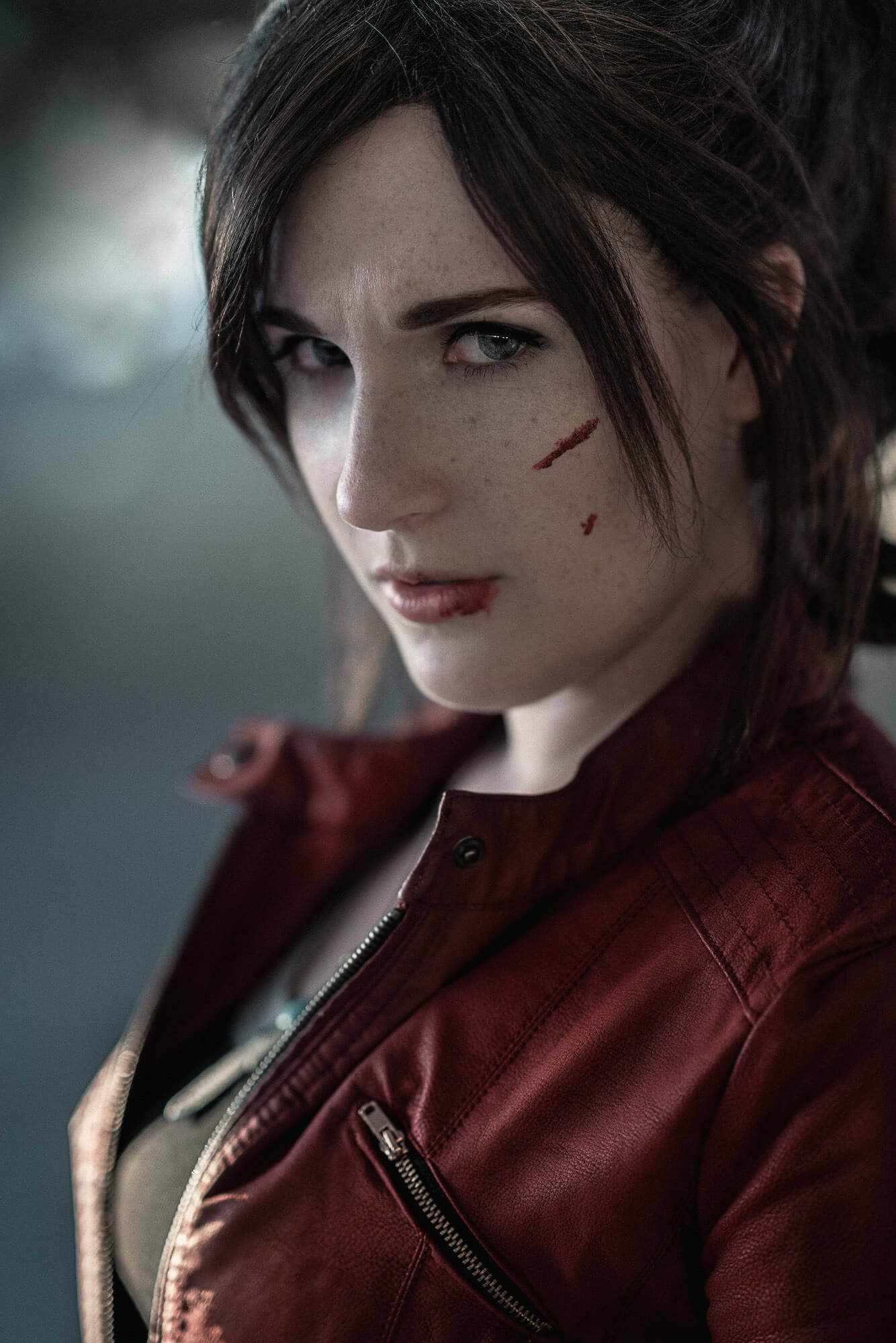 Resident Evil 2 Claire Redfield Cosplay