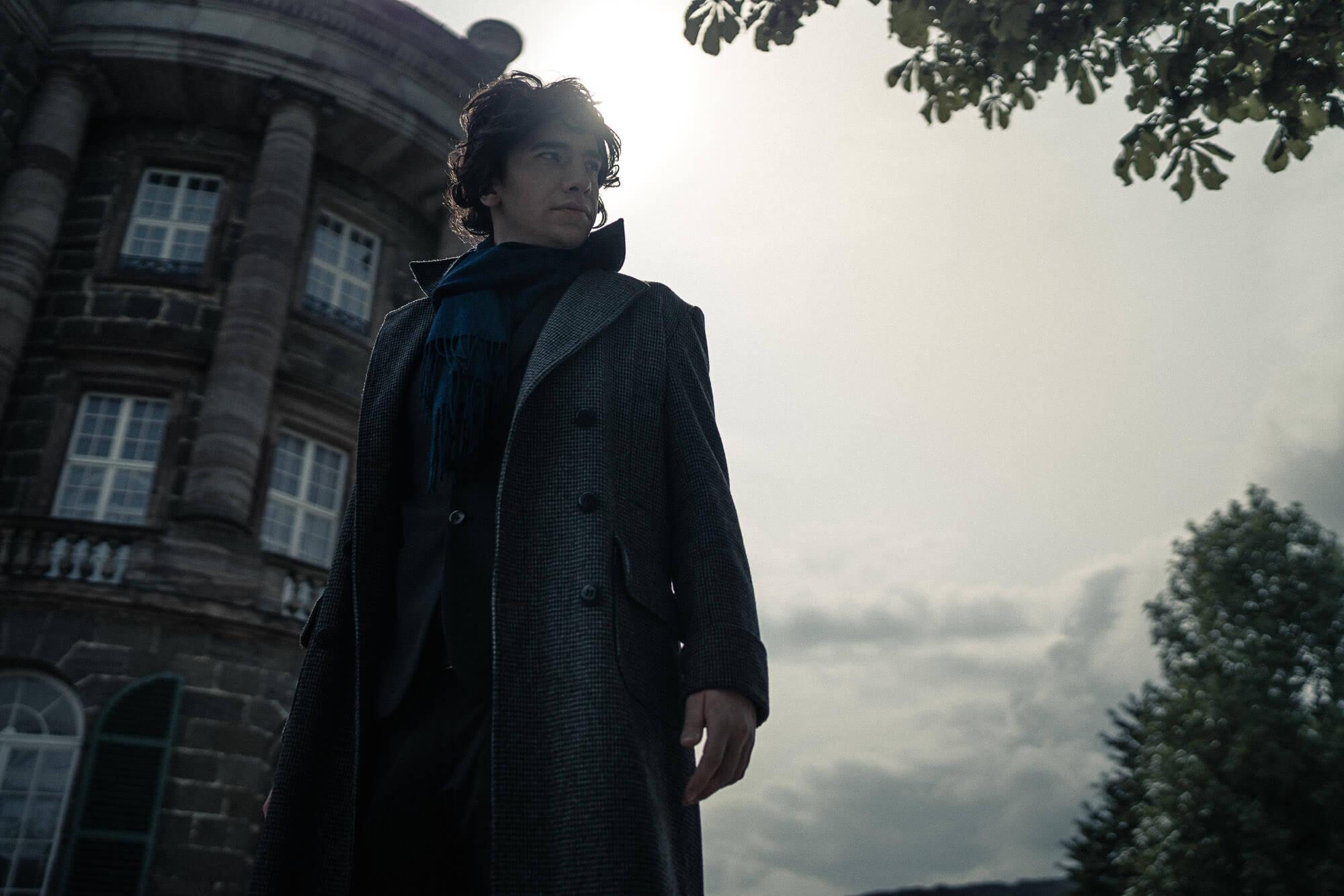 Sherlock BBC Cosplay