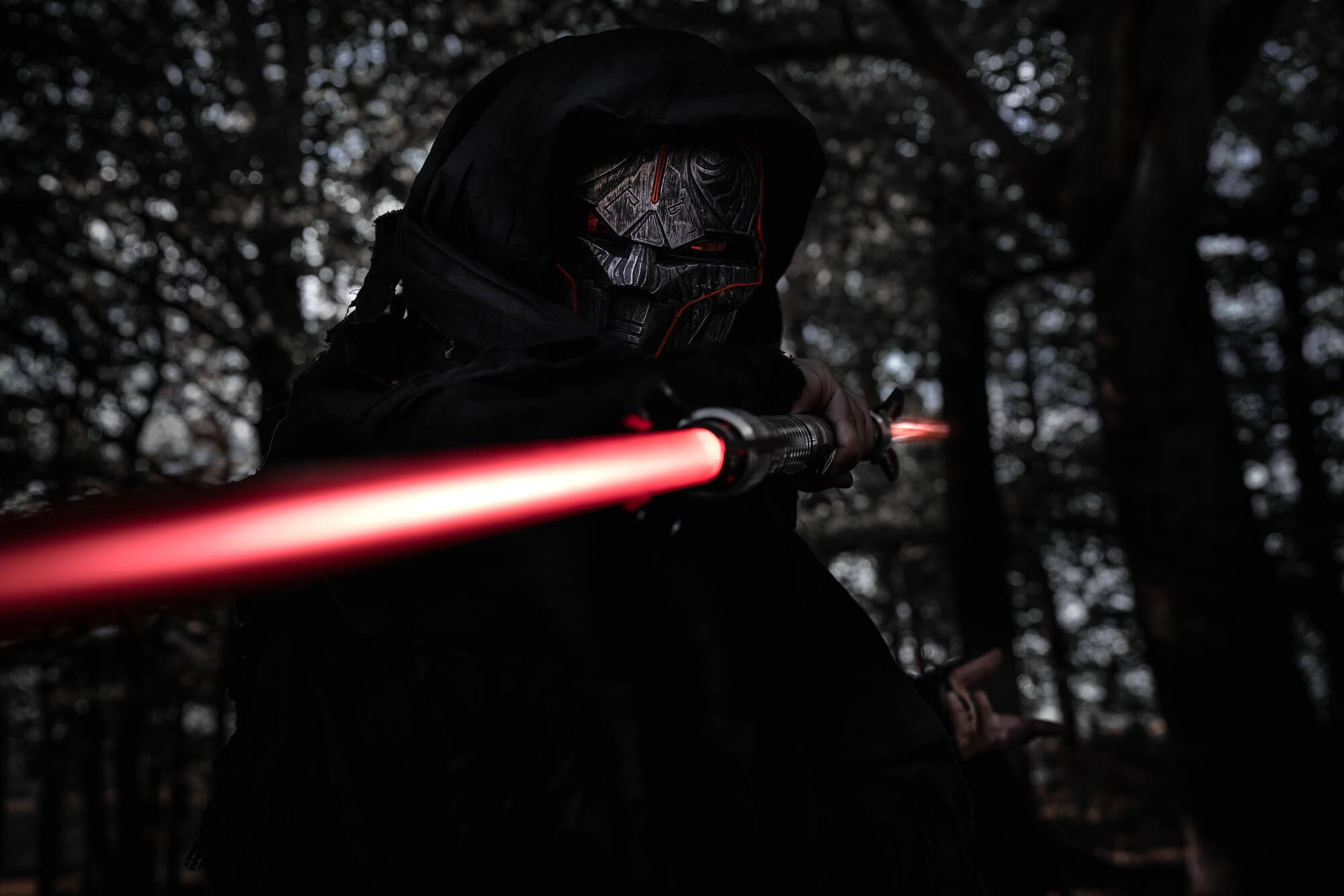 Star Wars Old Republic Sith Cosplay