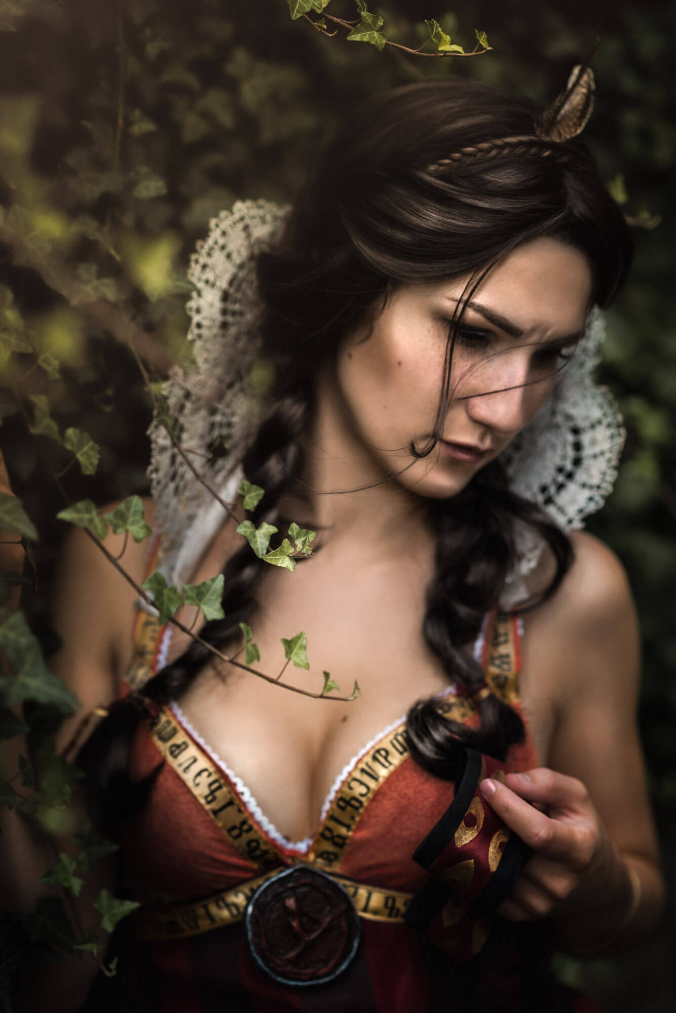 The Witcher Philippa Eilhart Cosplay
